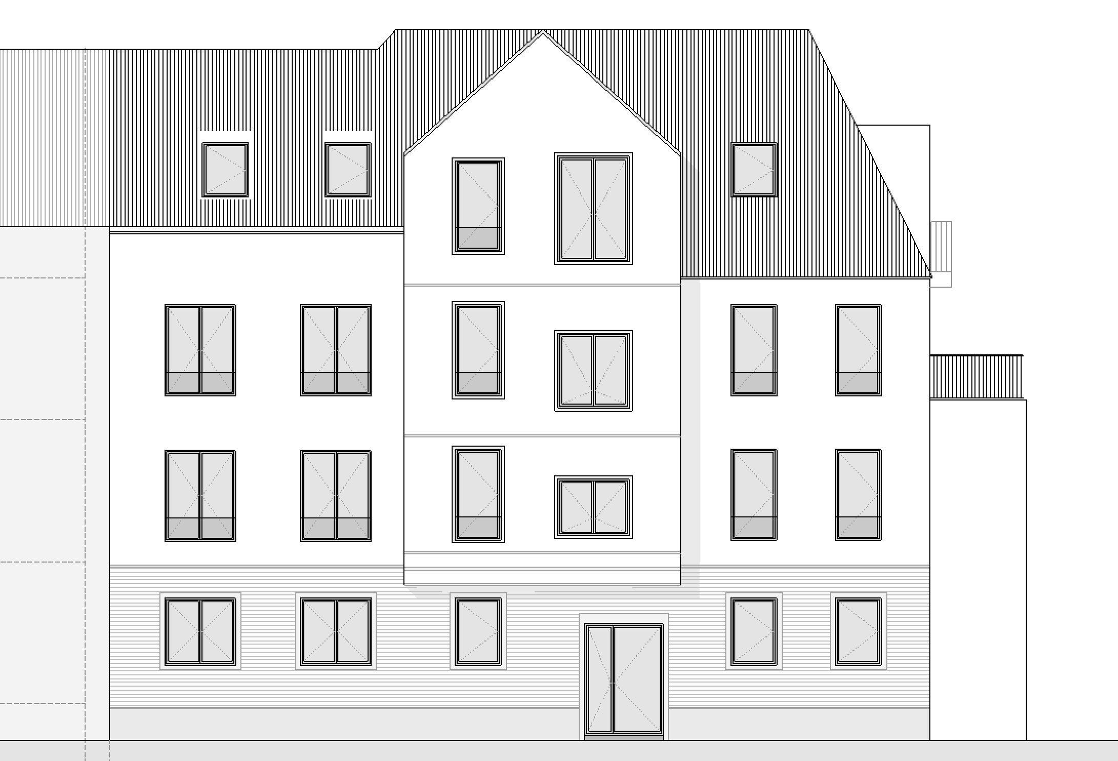Projekt 1804 Ost | Architektur Osnabrück