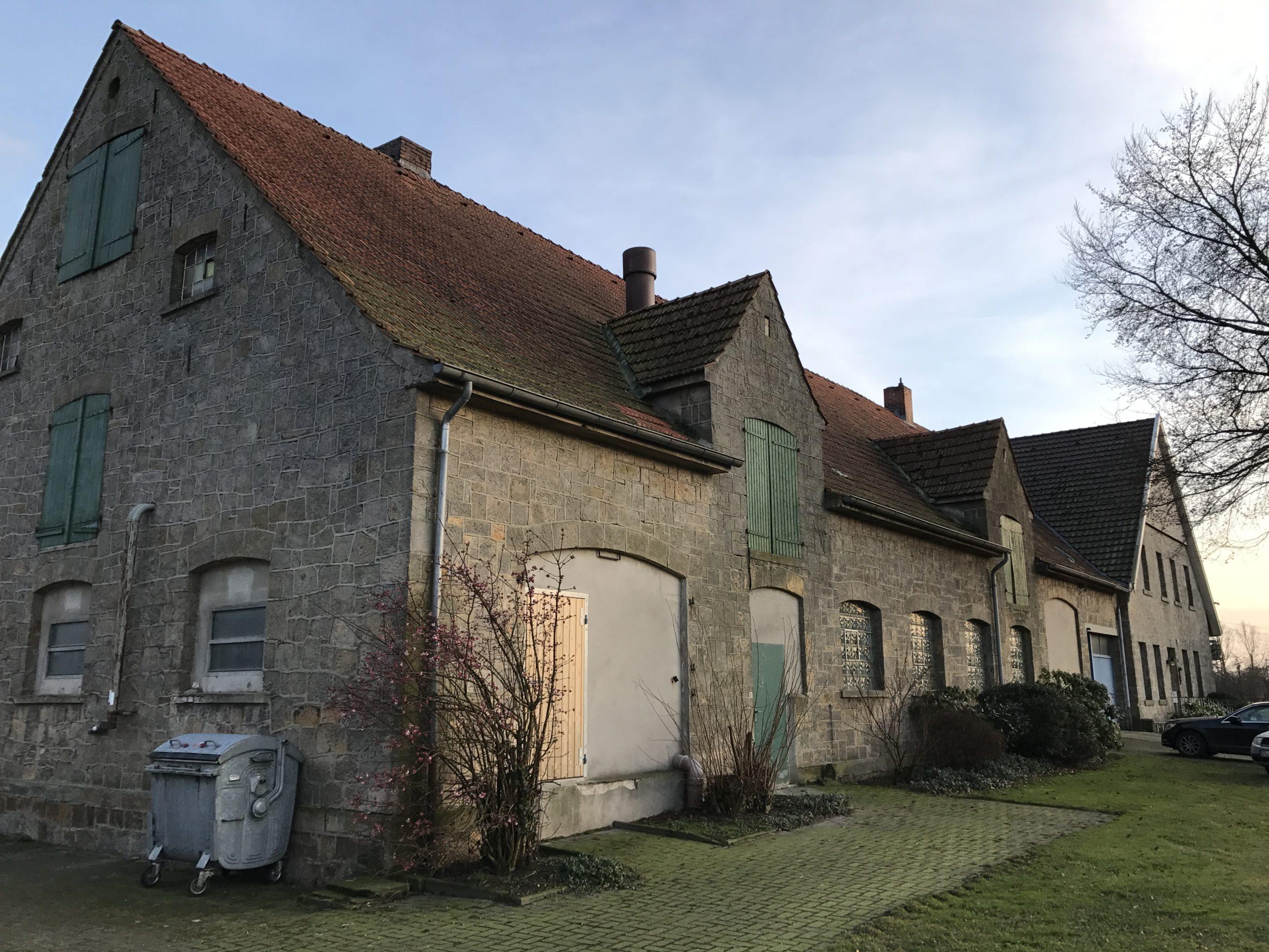 Umbau einer Hofstelle zu 4 Wohneinheiten | Architektur Osnabrück