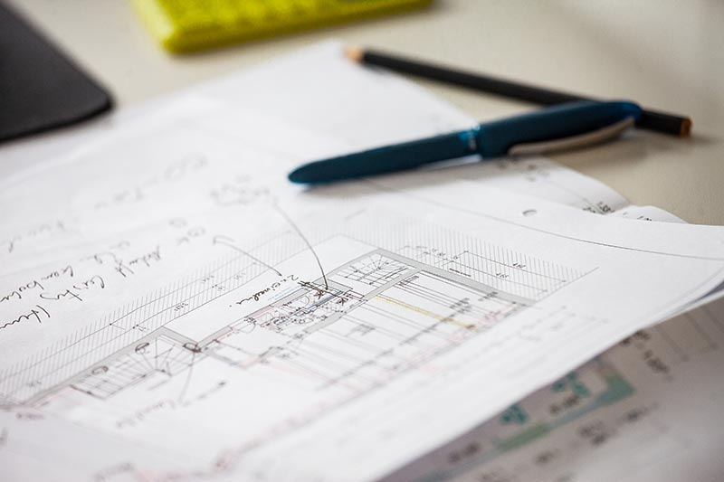 Entwurfsplanung