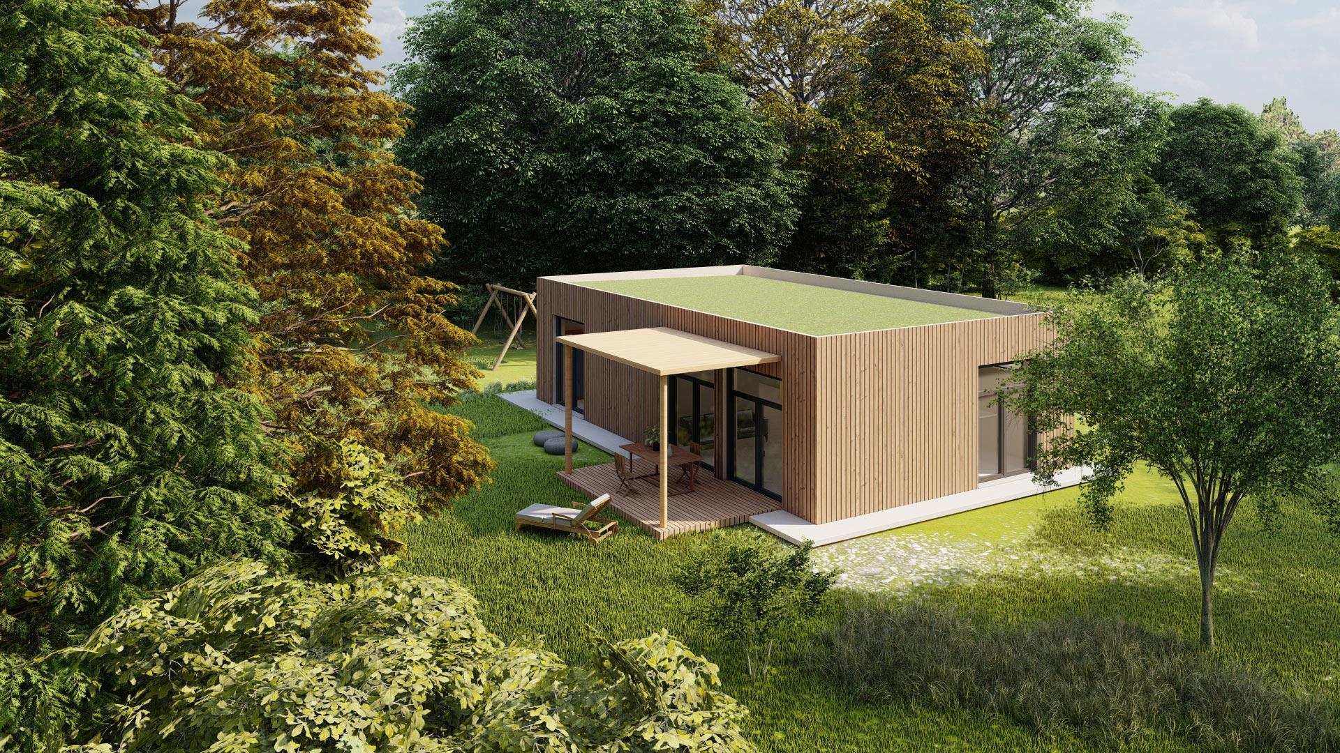 Das grüne Dorf | Oevermann Architekten